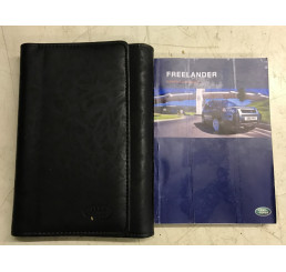 Freelander 1 Facelift Handbook And Wallet